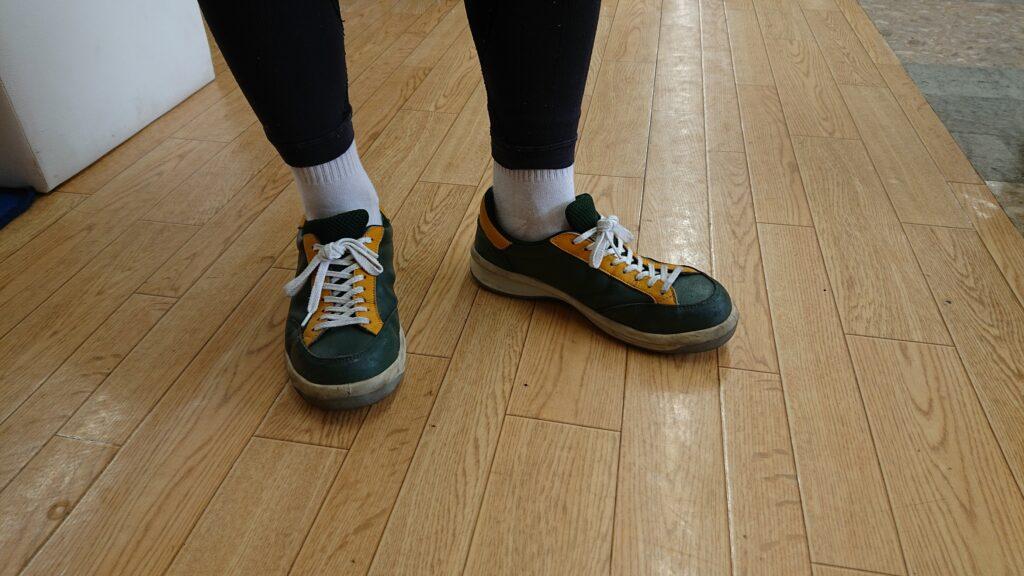 この靴にセット、ヤマト運輸の指定安全靴